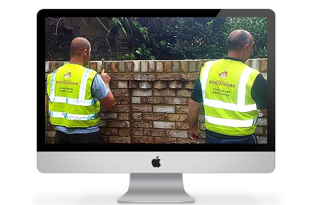 Kamizelki ochronne dla London Brickwork